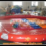 high quality 0.9mm pvc piscina inflatable swimming pool equipment for water ball
