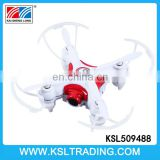 High quality plastic 2.4G mini quadcopter rc toys for sale