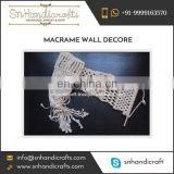 Quality Approved Widely Demanded Macrame Wall Decor Available for Wholesale Purchase