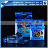 Custom printing pvc packaging box