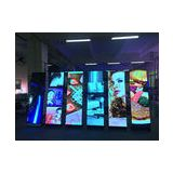 2018 New HD poster P3 Led advertising screen led mirror screen led stand poster