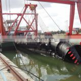 River/Sea Sand dredger for Sale