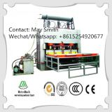 Short Cycle Melamine Laminating Hot Press for HDF Laminate Flooring