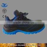 Low factory price round toe anti slip thick rubber Safety Shoes SS052