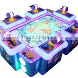 Chinese indoor amusement video game arcade fishing game machine for game centers