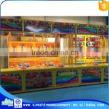 china 2016 new products amusement park booth games hit pot