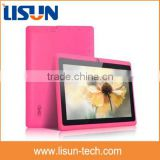 best selling! 7 inch android 4.4 wifi cameras ultra slim Q88 tablet pc very low price