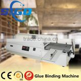 SG-40t A3 book glue binder equipment Adhesive glue binding equipment