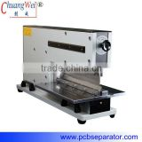 V CUT PCB depaneling machine for PCB SMT mounted*Electronics Production Machinery*Made in China*CWVC-2L