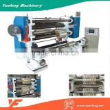 High quality used automatic plastic film paper slitting machine                                                                         Quality Choice