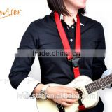 Hot Selling Adjustable Length Nylon Material Guitar Ukulele Shoulder Belt/Strap with Plastic Buckle