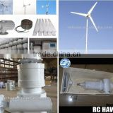 Guy Cable Tower 300W,500W,600W,1KW,2KW,3KW,5KW,10KW Permanent-Magnet Herizontal Axis Wind Turbine Price                                                                         Quality Choice