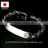Original japanese chain bracelet Gold and Silver for Fashionable , Other Bracelets also available