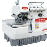 DUOYA DY747 Super high speed overlock industrial sewing machine have servo motor                                                                         Quality Choice