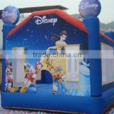 2014 Newest design mickey mouse jumping castle / happy hop bouncy castle / cheap bouncy castle