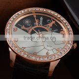 2015 Fashion vogue watch,beautiful ladies watch,women fashion hand watch LD078