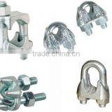 Wire and rope clips