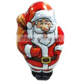 AN293 ANPHY Christmas Santa Claus Straps Decoration Flip Candy Food Tin Gift Box Holder Stock 12.5*7*4cm