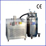 DWC-0~-196 Impact Test Liquid Nitrogen Low Temperature Tank , impact test low-temperature chamber