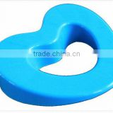 heart Shaped Silicone Flexible Door Stopper