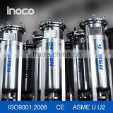 INOCO single bag filter housing of economy single water bag filter housing with standard bag filter housing