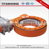 gearbox slewing drive with dc ac motor