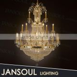 new design modern antique bronze brass hanging pendant light from zhongshan lighting factory