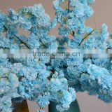 High quality artificial cherry blossom branch wedding flower silk flower                                                                                                         Supplier's Choice