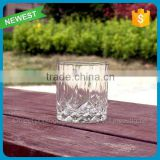 Hot sale high quality shot glass cup crystal shot glass cup wholesale support OEM shot glass