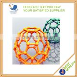 Water insoluble fullerene C60