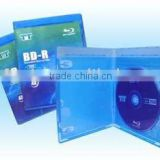 25GB Blu ray dvd disc with blu ray case