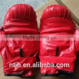 High quality pu material wholesale boxing gloves