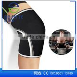 Best Compression Knee Sleeve | 7mm Neoprene Knee Wrap | Best Joint Support for Powerlifting, Weightlifting, CrossFit & Squats