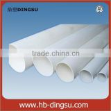Pvc-U Pipe for water supply BS3505/underground water supply pipe