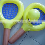 Plastic Inflatable Beach Racket