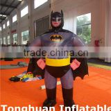 Giant inflatable batman/ inflatable fixed cartoon