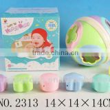 plastic enlighten brick toy