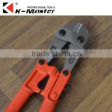 "K-Master manufacturer 30"" heavy duty bolt cutter clipper shearing wire Cable cut Steel wire reinforced pliers"