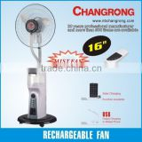 Mist fan rechargeable air cooler spray water mist fan with USB for mobile charge                                                                         Quality Choice