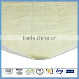 waterproof beathable Crib sheet Mattress Pad cover for babies