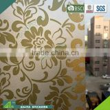 BSCI factory audit non-toxic vinyl pvc new design decorative adhesive anti static plastic film