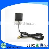 External GPS antenna signal amplifier SMA connector 3 meter cable for car DVD navigation system