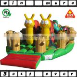 pond theme toddler playground,kids indoor snail playground for sale,children castle bed
