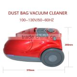 Household vacuum cleaner 110v or 220v Hand held vacuum cleaner Ultra Quiet Vacuum carpet in addition to mites