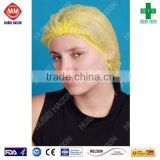 PP polypropylene surgical hair net cap band