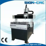 Economical Wood Stone Marble Granite Metal Advertising Engraving Cutter CNC Router Machine