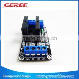 5V two way omron SSR Solid-State Relay low Level Trigger 240V 2A SSR Solid State Relay with low level trigger