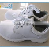 JR-GMT-0061 CE certificated microfiber leather upper dual density PU outsole water-proof slip and oil resistant work shoes