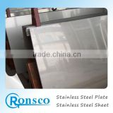 BA Surface Cold Rolled Stainless Steel Plate For Decoration / Petroleum , 304 Sheet / Plate
