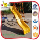 Amusement Park Outdoor Playground Plastic Slide Set